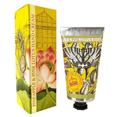 Royal Botanic Gardens Kew - Pineapple & Pink Lotus Hand Cream
