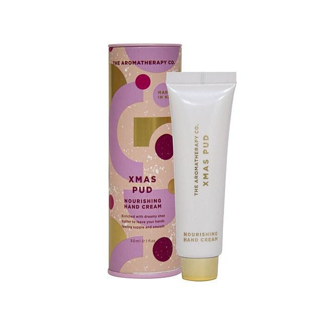 Aromatherapy Co - Xmas Pud Hand Cream