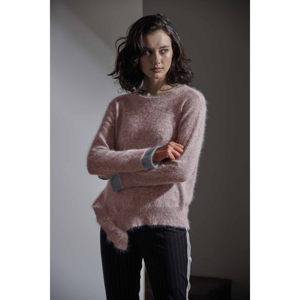 Lania Ladder Sweater