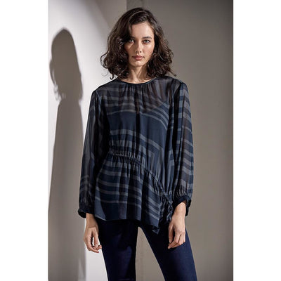 Lania Xavier Sheer Top