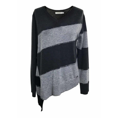 Lania Stripe Sweater