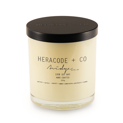 Heracode+Co - Avidya Candle