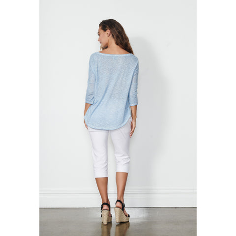Caju - 3/4 sleeve Top