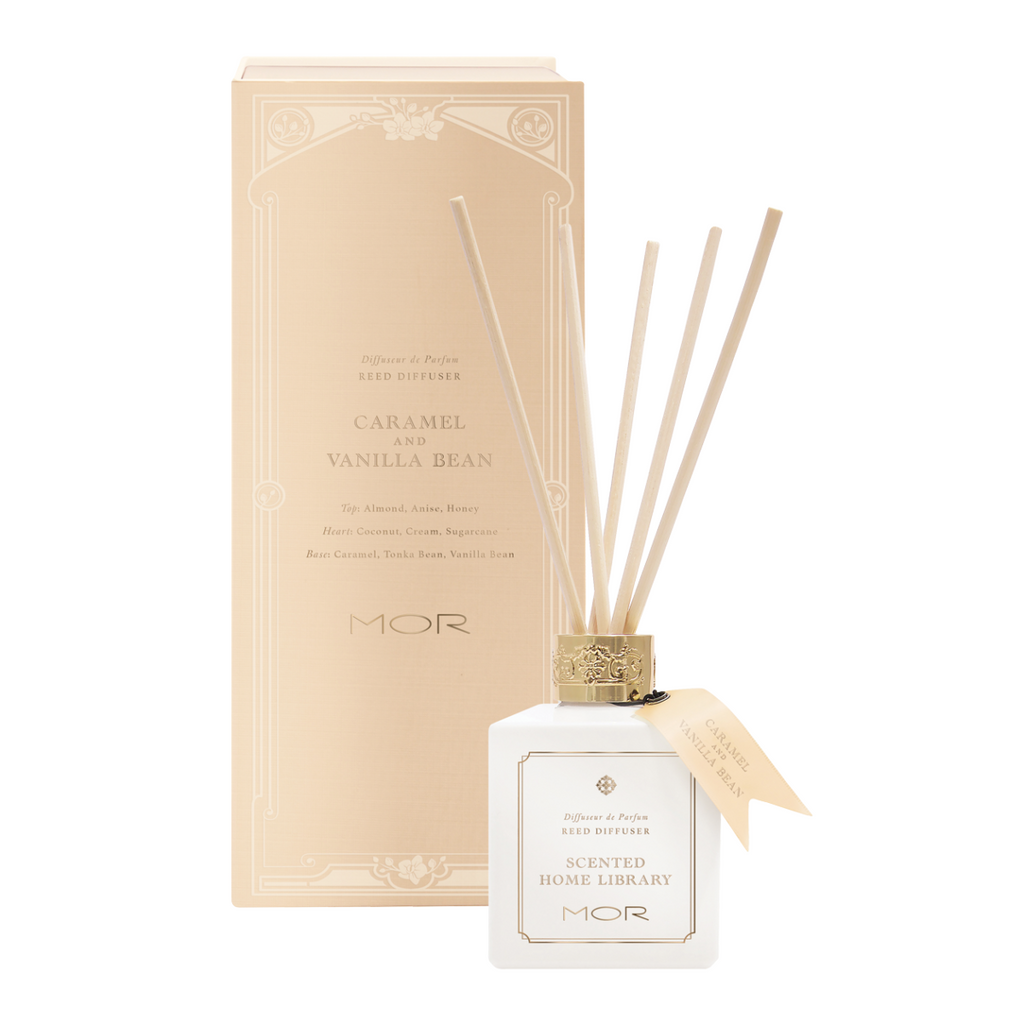 Mor - Home Library Reed Diffuser