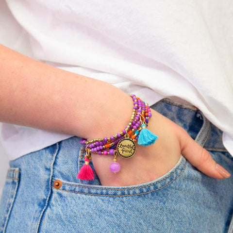Intrinsic - Charm Bracelet Stack