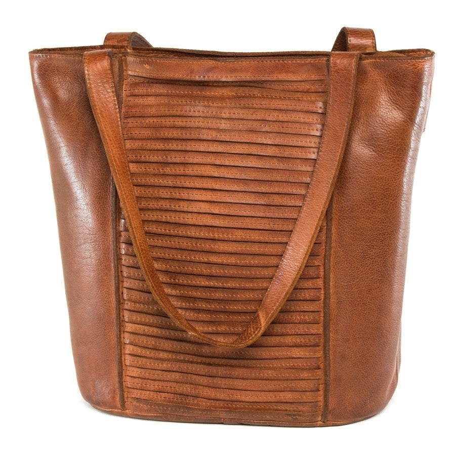 Fullgrain Peach Ladies Tote