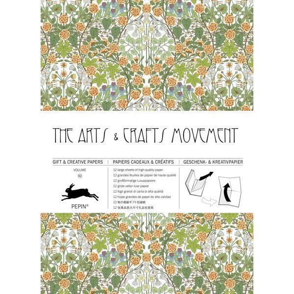 Paper Craft Books- Arts and Crafts Movement