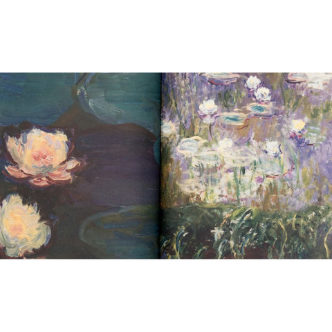 Paper Craft Books- Claude Monet