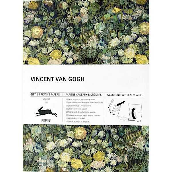 Paper Craft Books- Vincent Van Gogh