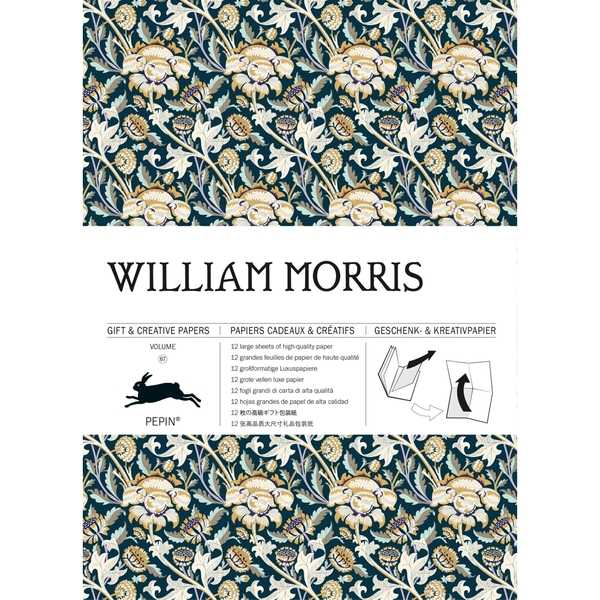 Paper Craft Books- William Morris