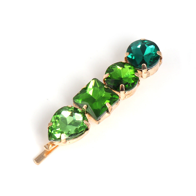 Kari Crystal Bobby Pin