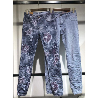 Onado - Reversible Jeans - Grey