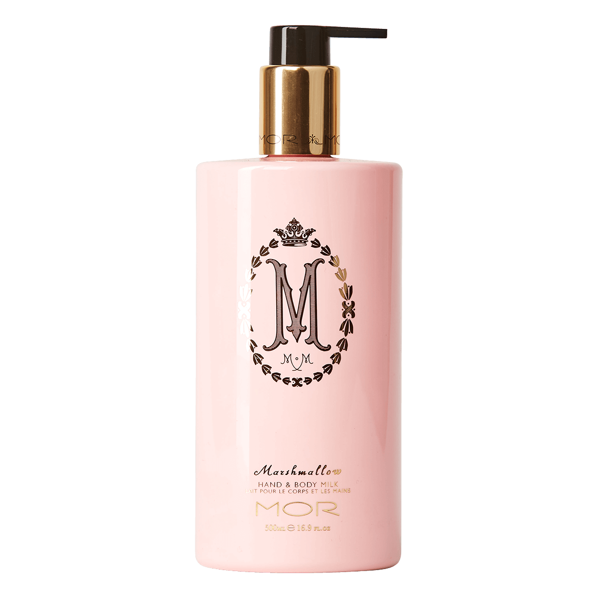 Mor - Hand & Body Milk Marshmallow 500ml Pump