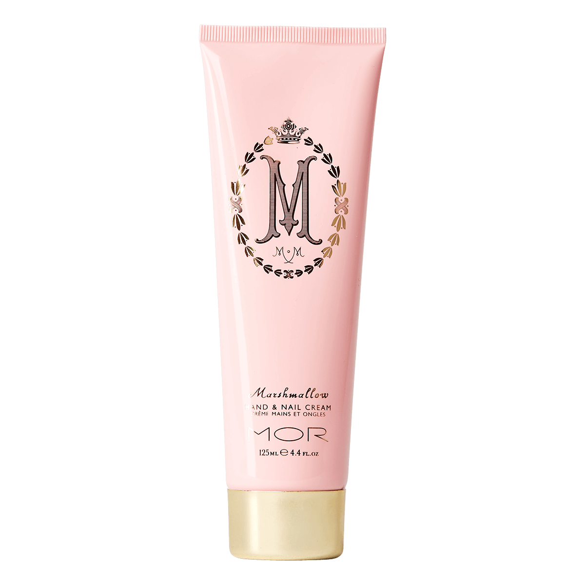 Mor - Hand & Nail Cream Marshmallow 125ml