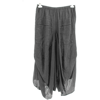 Wednesday Lulu - Linen Harem Pants