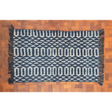 Indigo Blockprint Cotton Rugs