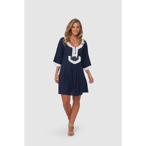 Kaja JEMILLE Dress -Navy