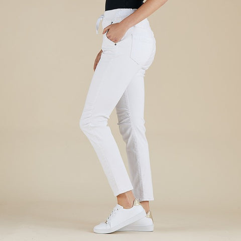 Threadz - Jogger Pant White