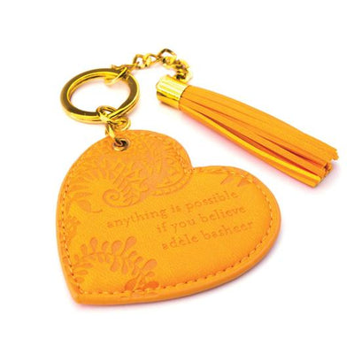 Intrinsic Heart Keyring - Marygold