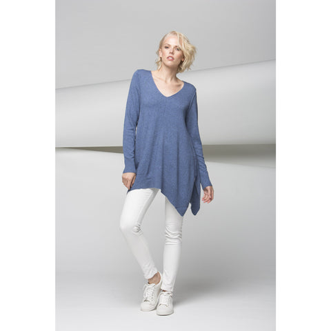LD & Co V - Tunic Side split