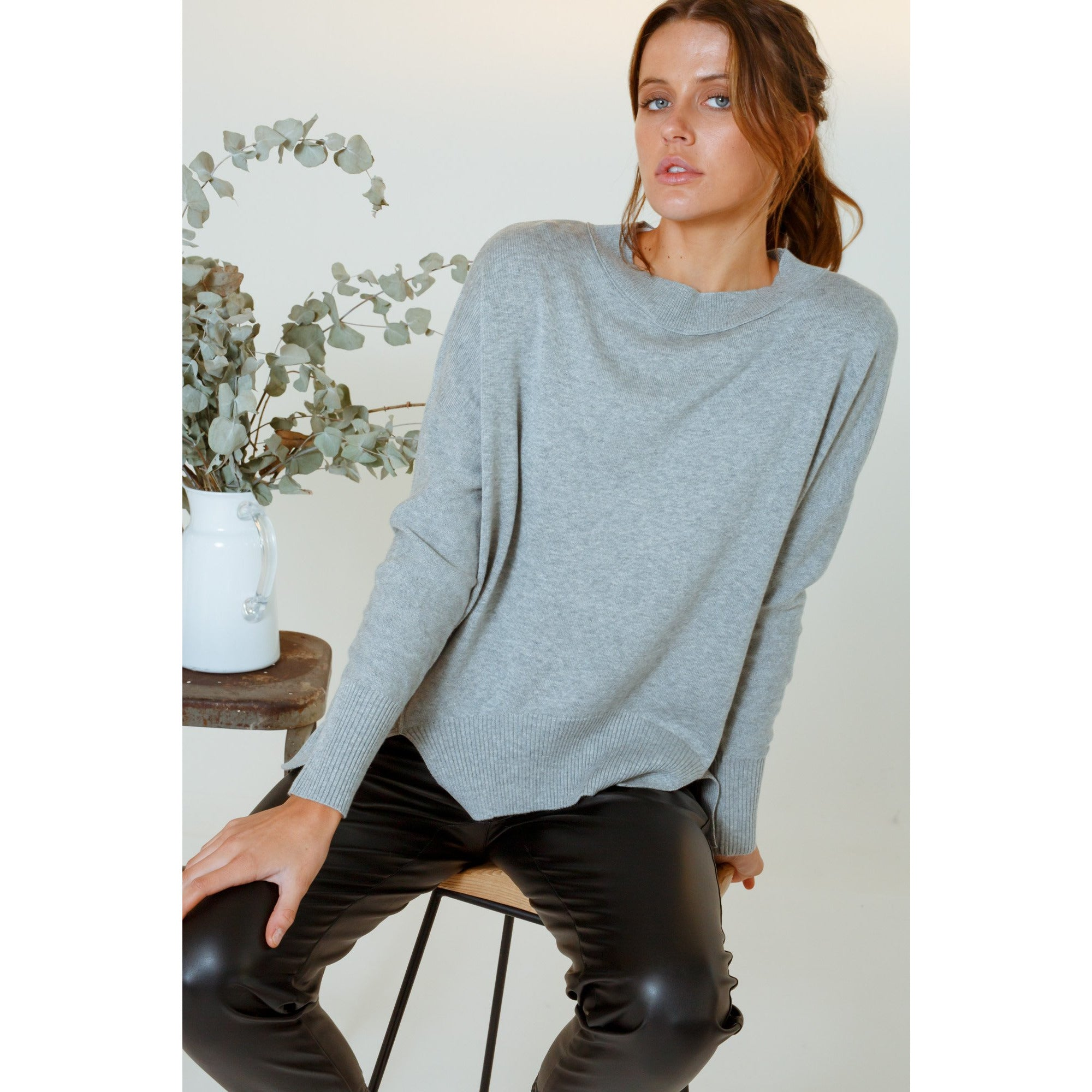 LD & CO Crew Neck Pullover