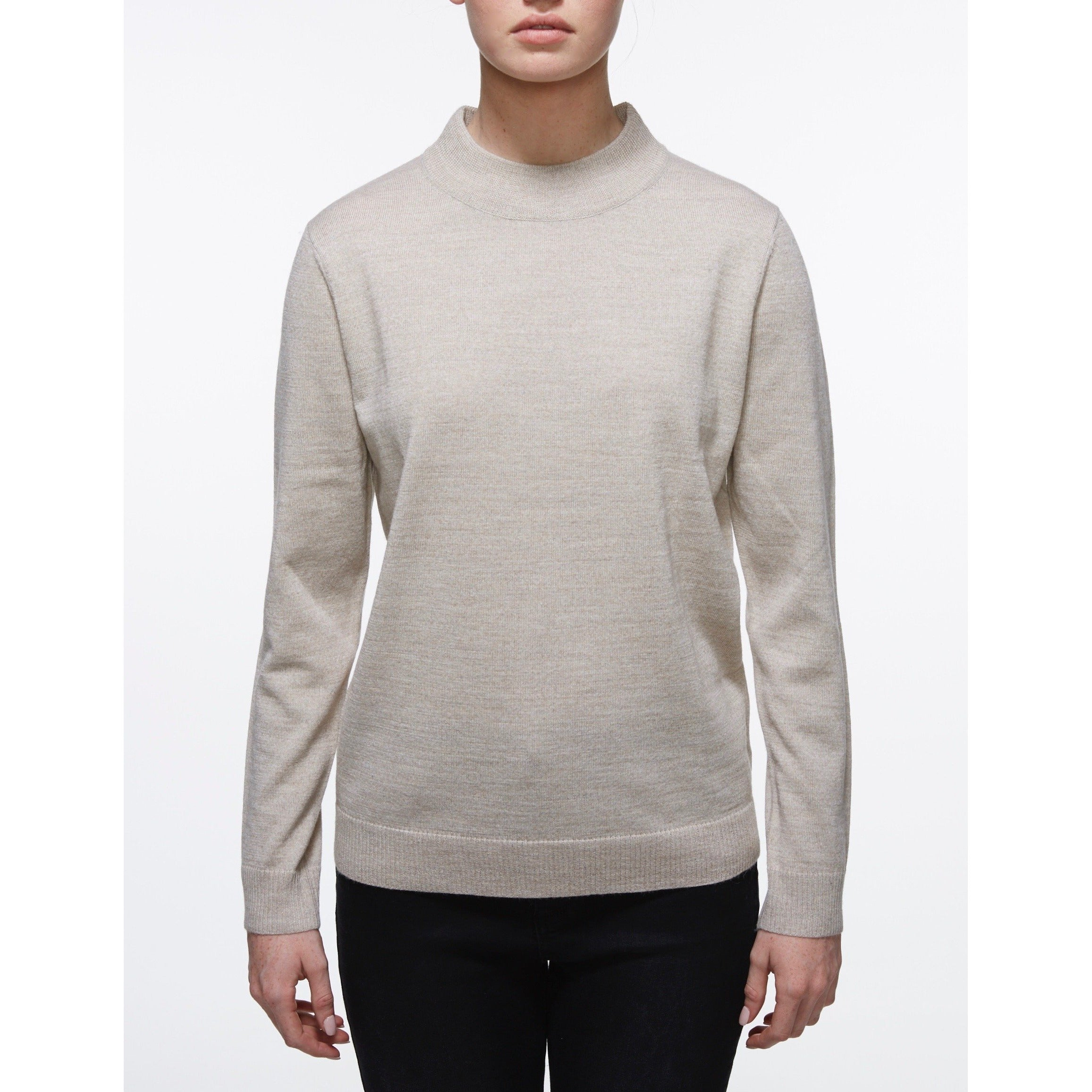 LD & Co Mock-Turtle Neck Knitwear