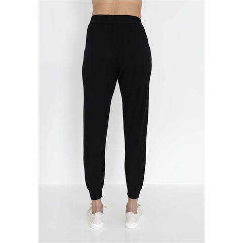 Humidity - Lounge Knit Pant Black