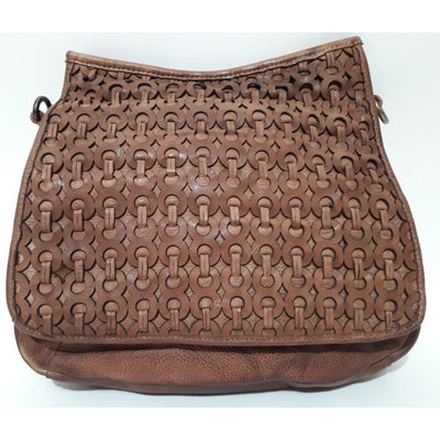 Art N' Vintage - Lucky Saddle Bag Oak