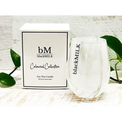 Black MILK - Marble Candle White