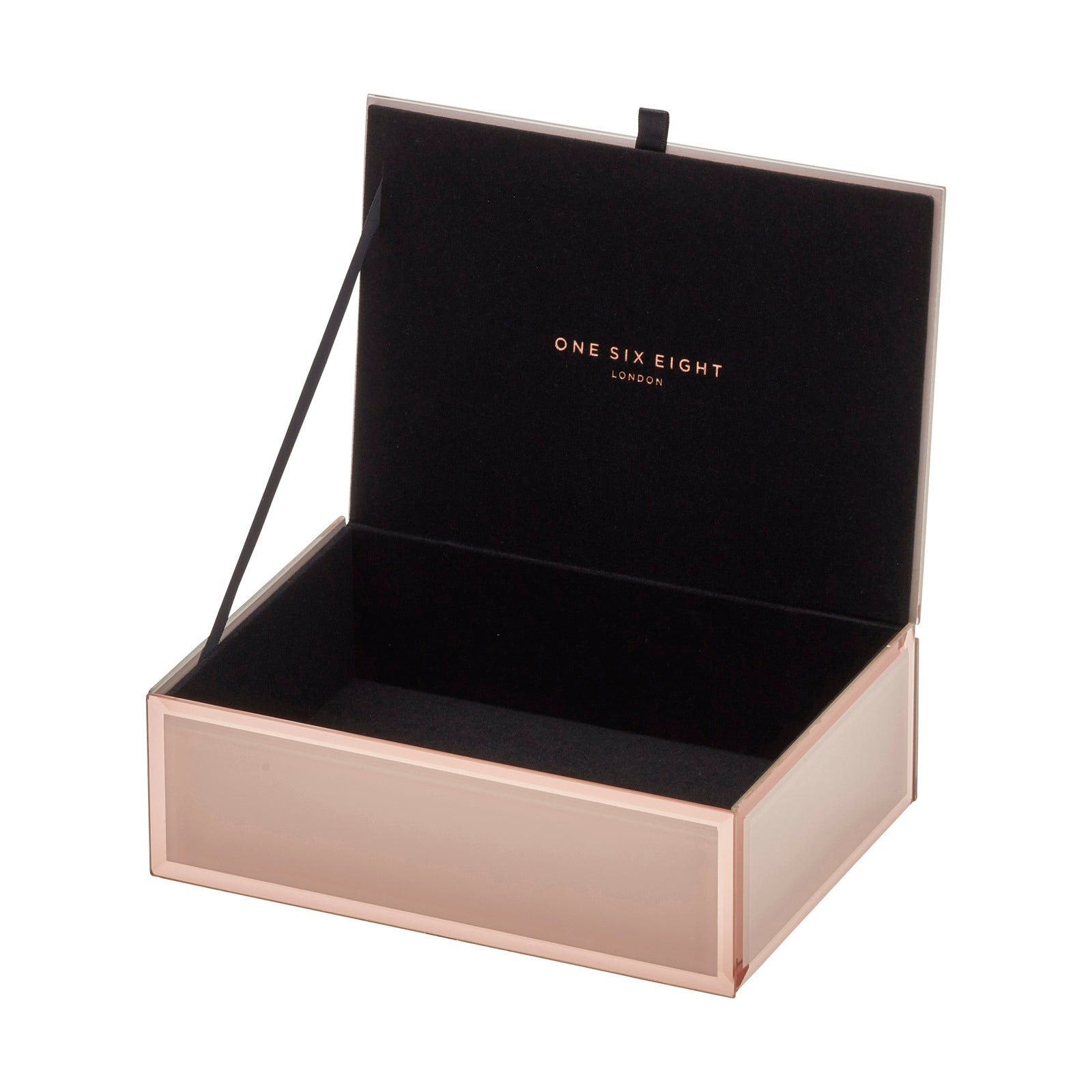 FLORENCE Blush  Jewellery Box - Medium