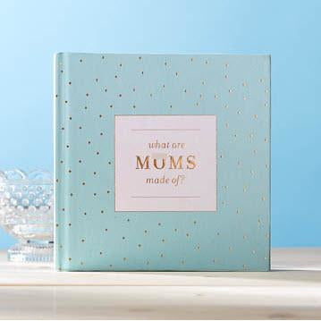 Book - What Are Mums Made Of?