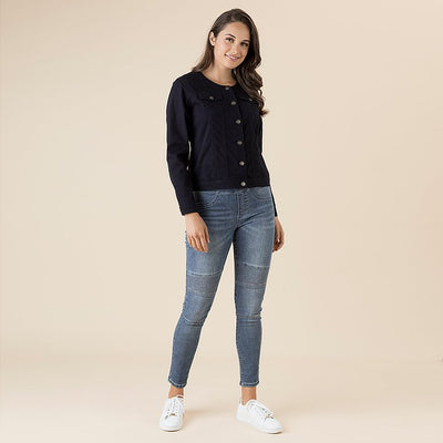 Threadz Colarless Jacket