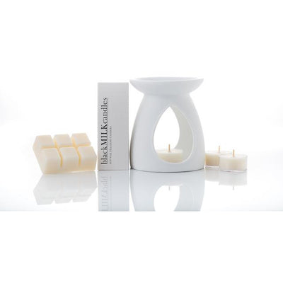 White Ceramic Oil Burner