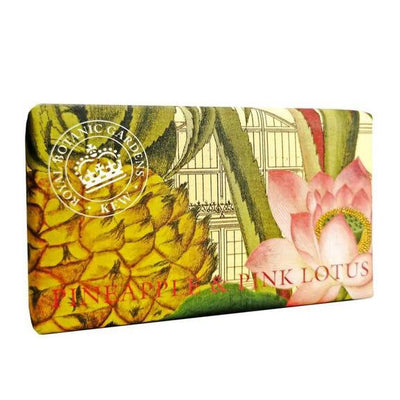 Royal Botanic Gardens Kew - Pineapple & Pink Lotus Soap