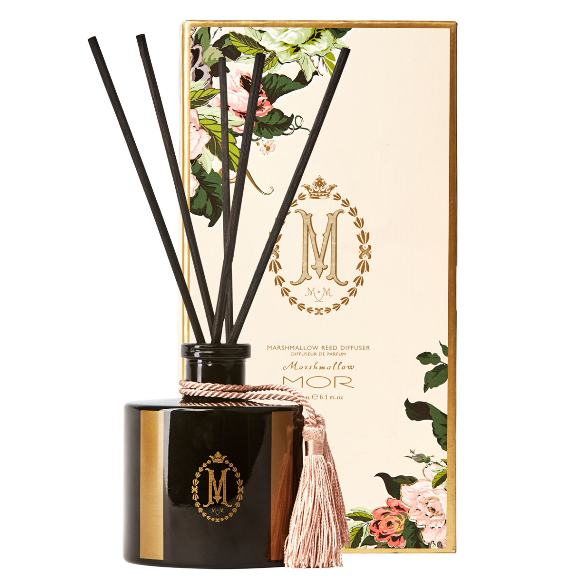 Mor - Deluxe Reed Diffuser