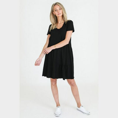 Ruby Dress - Black
