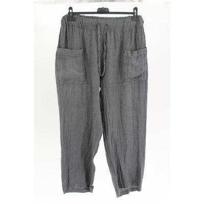 Wednesday Lulu - Linen Narrow Leg Pants