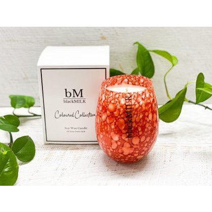 Black MILK - Speckled Candle Red