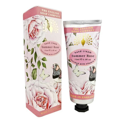 The English Soap Company - Summer Rose Hand Cream