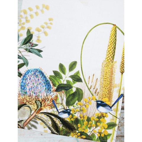 Koh - Tea Towel Banksia