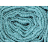 Teal Cashmere Wool Scarf  - Melange Chic - 14