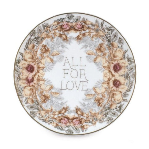 Trinket Dish - All for love