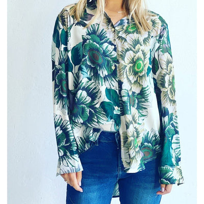 365 Days - Urban Floral Shirt