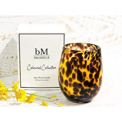 Black MILK - Vintage Leopard Candle