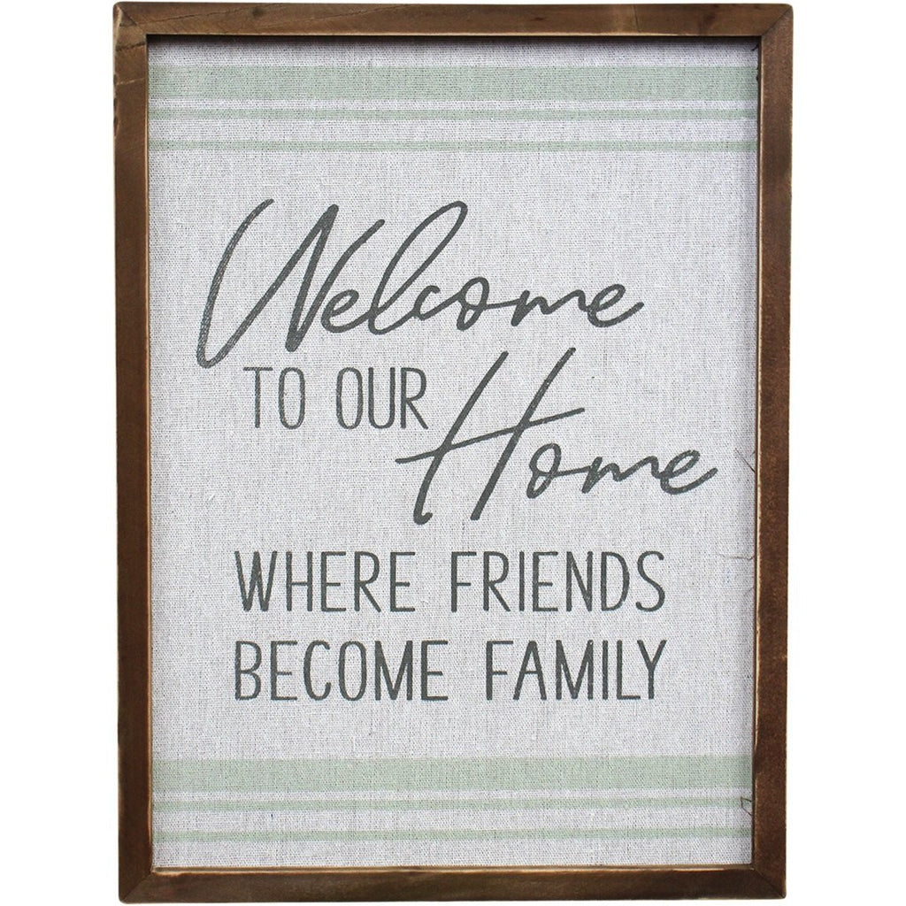 Wall Art - Welcome Home