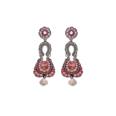 Ayala Bar - C1309 Gori Pearls Jacinta Earrings