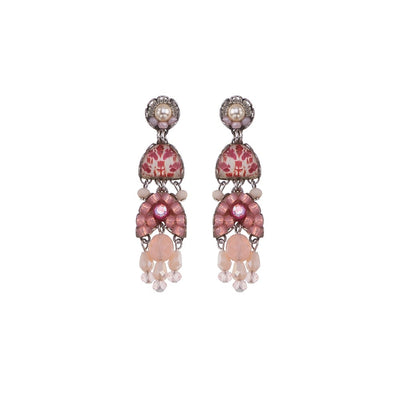 Ayala Bar - C1312 Gori Pearls Isolda Earrings