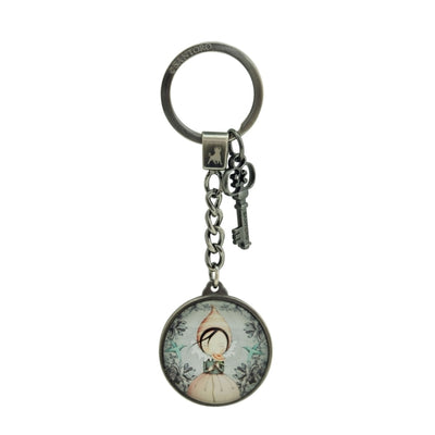 Glass Keyring-Pursuit