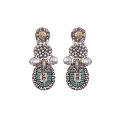 Ayala Bar - N1390 Indigo Stella Earrings