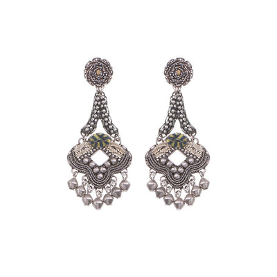 Ayala Bar - N1391 Indigo Xena Earrings